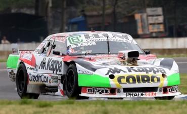 Juan Martín Bruno larga buscará remontar este domingo desde la 1° serie en Concordia