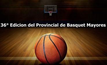 Se inicia hoy una nueva edición del Provincial de Básquet Mayores