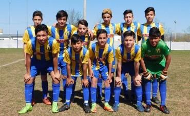 Partidazo de Apeadero y Juventud Unida por el Provincial sub13