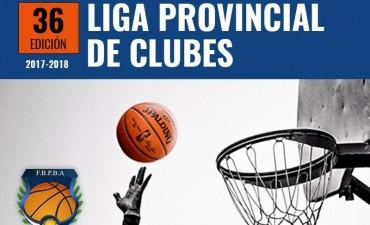 Se jugó la tercera fecha del Provincial de clubes de básquet