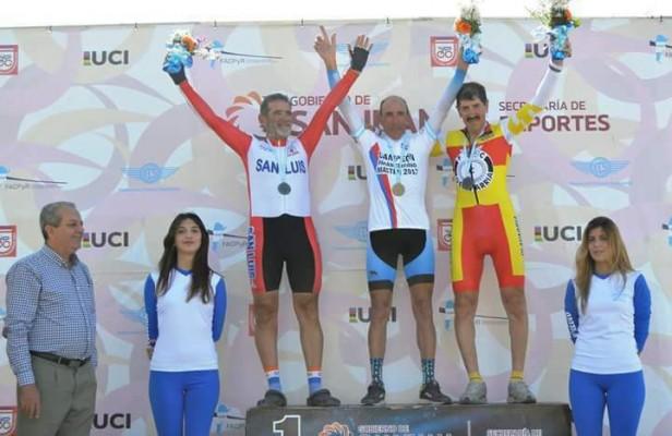 Miguel Ángel Lubo obtuvo medalla de Bronce en San Juan