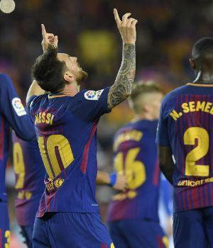 Arrancó la Champions y Messi volvió a brillar en Barcelona