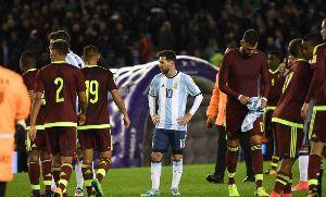 Lo que tiene que pasar para que Argentina vaya al Mundial