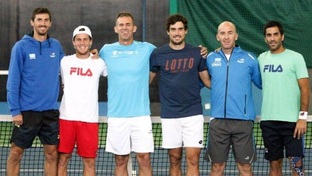 Pella, confiadísimo para la Copa Davis