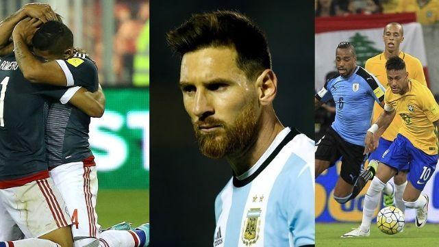 Posiciones, goleadores y programa de las Eliminatorias Sudamericanas