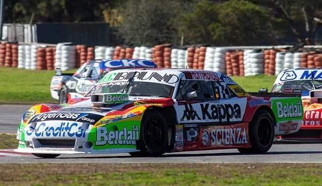 Bruno estará presente en el Autódromo Ciudad de Paraná
