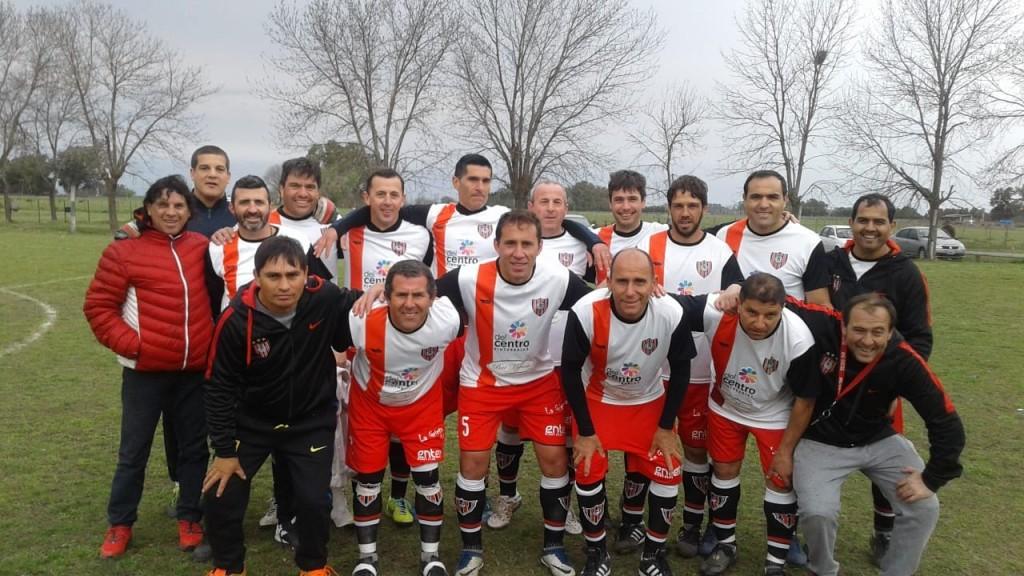 Se jugó la fecha 16 del Torneo de Veteranos de Fútbol