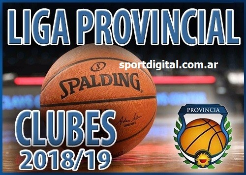 Se sortearon las zonas del Provincial de clubes de Basquet