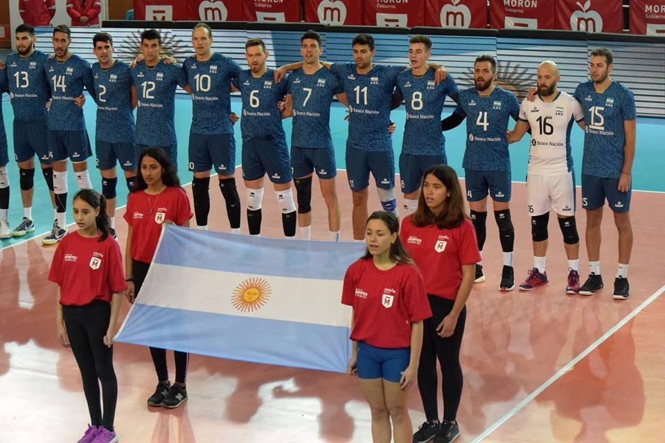 Hoy Argentina ante Dominicana por el mundial de Voley