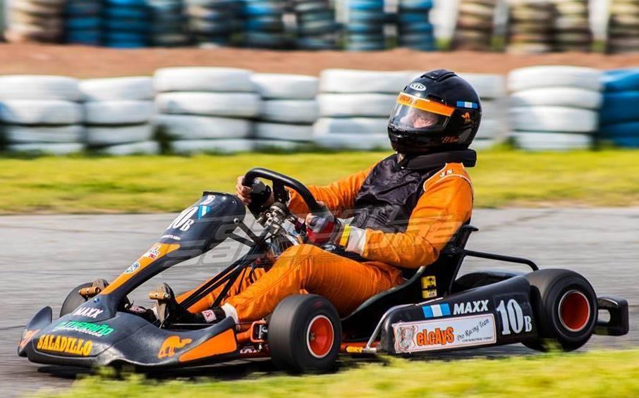 Carlos Simonetti finalizó quinto en Buenos Aires