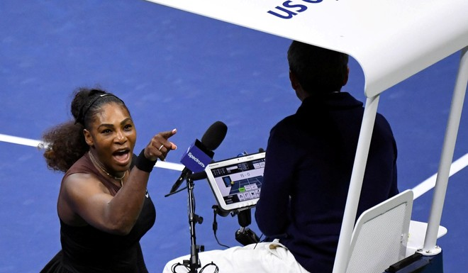 Serena puso el sexismo sobre la mesa del tenis