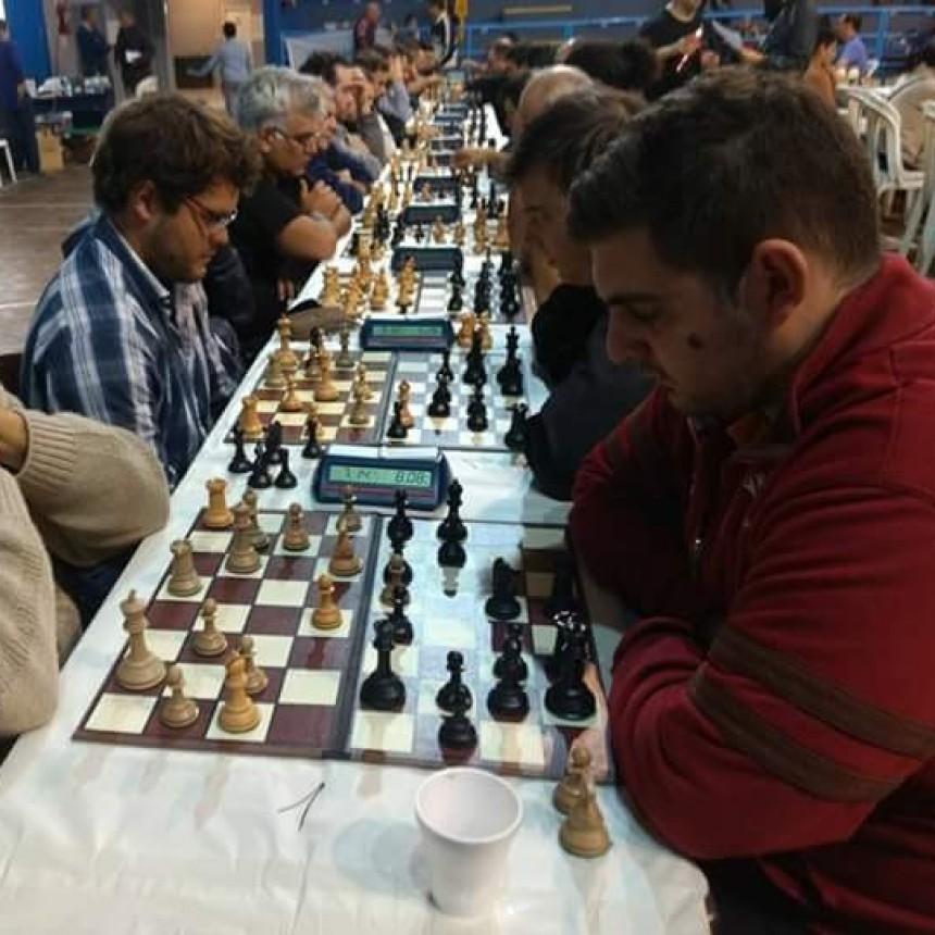Nelson Lujan se coronó campeón en Lamadrid