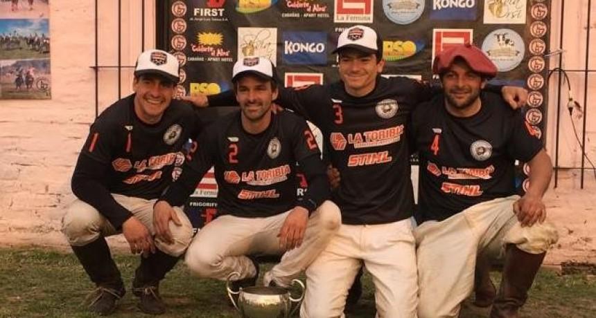 La Totora campeón Nacional de Pato en Las Heras