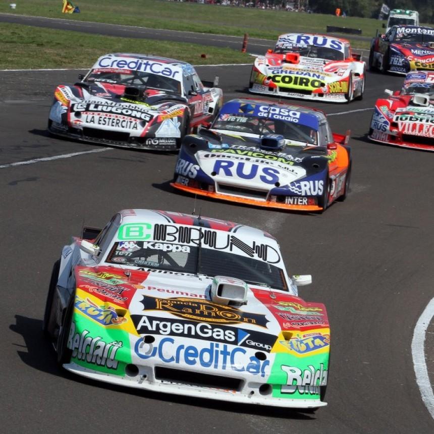 Bruno finalizó 29 en el TC que corrió en Paraná