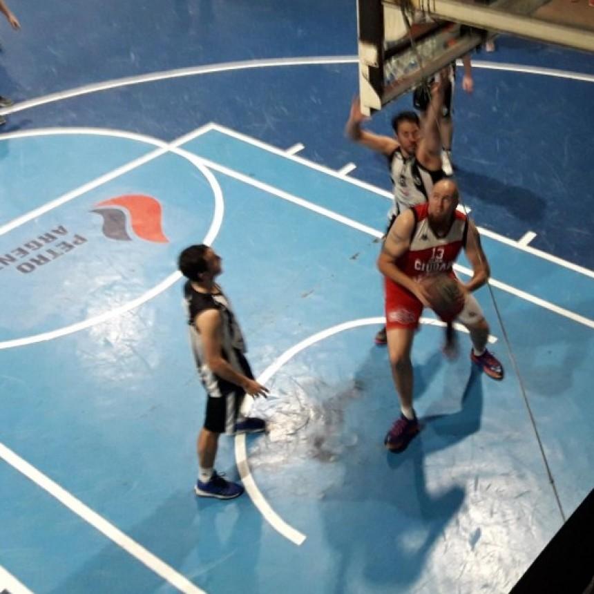 Ciudad ganó en 25 de Mayo ante Sportivo
