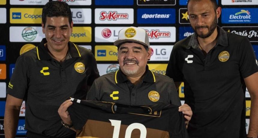 Así es Dorados de Sinaloa, el nuevo equipo que entrenará Diego Maradona