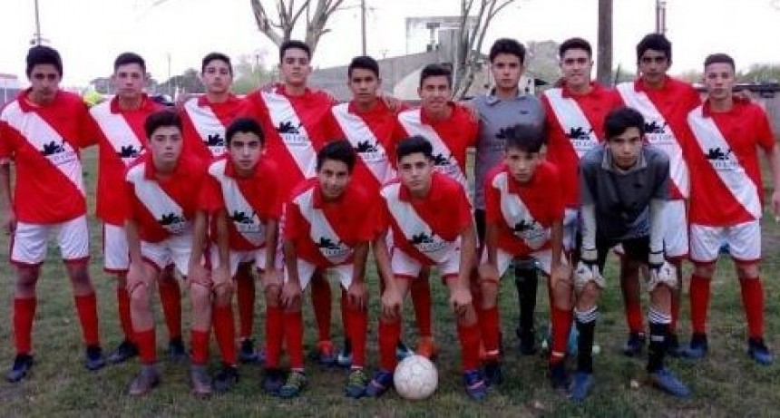 Selección sub15 de Saladillo levantó un 0/2 en Ayacucho