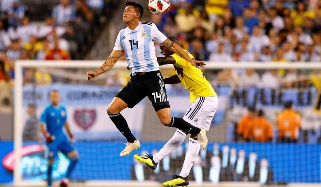 Argentina igualó con Colombia 0-0 en un amistoso