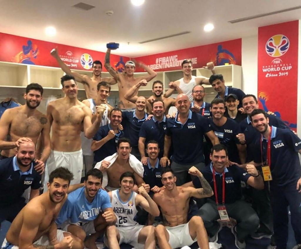 Enorme Argentina!!!! Eliminó al favorito y va por la semifinal