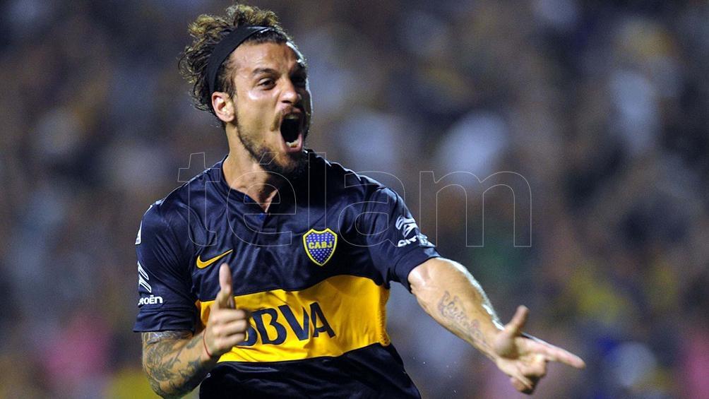 Daniel Osvaldo disparó contra Guillermo Barros Schelotto: