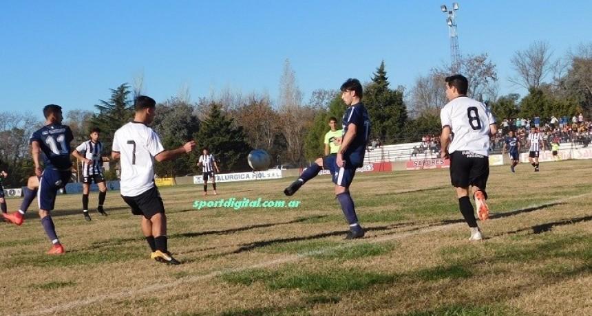 Programa cuarta fecha del Torneo de Primera División de Fútbol