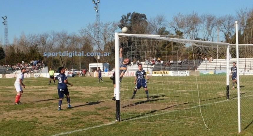 Cazón subió a lo más alto en primera división