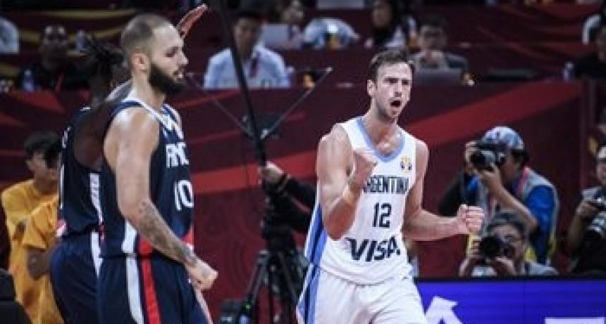 Argentina en la final: Scolazzo en China!!!