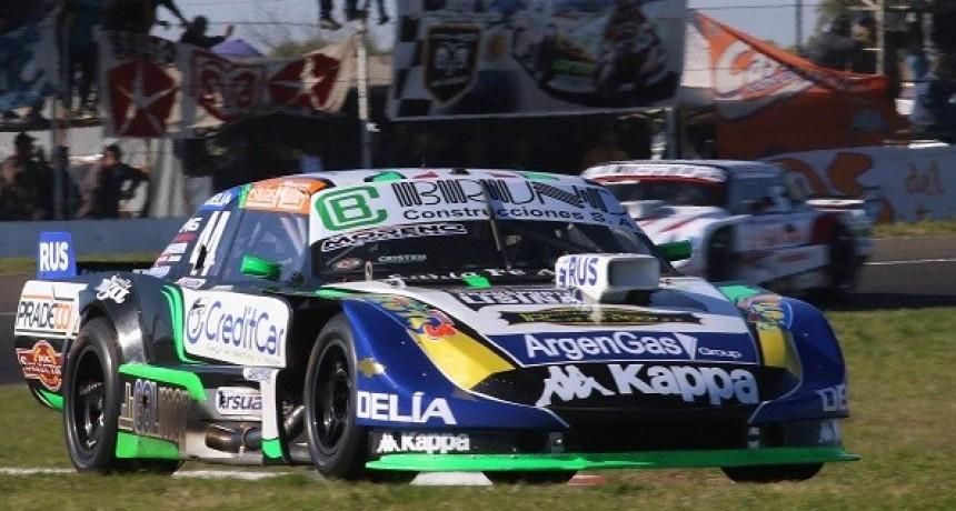 Buen rendimiento para Juan M. Bruno en Paraná