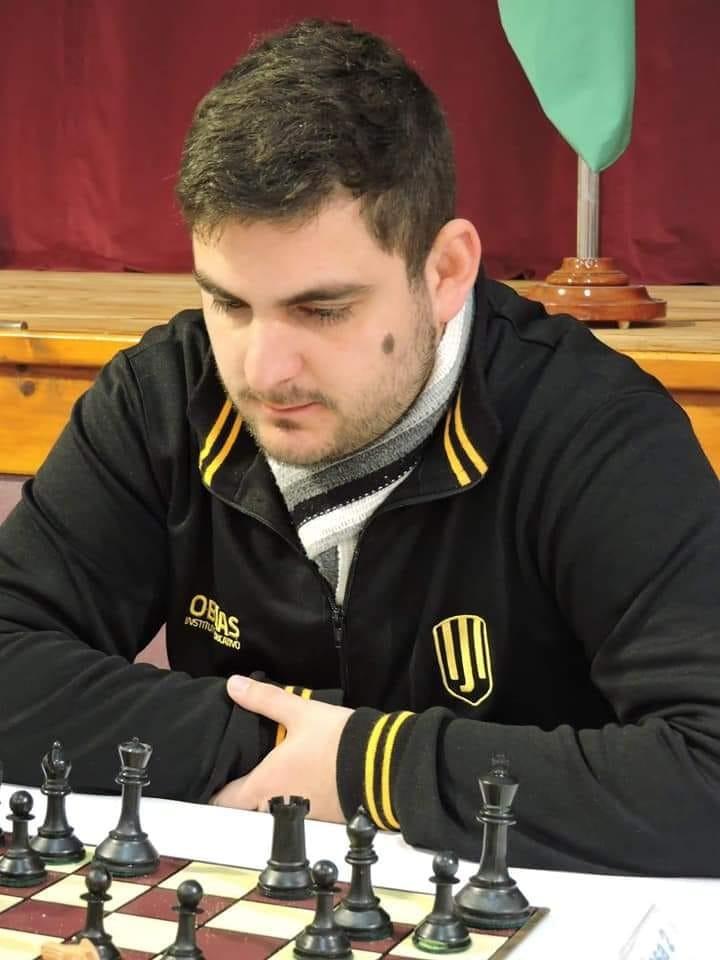 Nelson Lujan campeón de una nueva edición del Saladillo Invitational