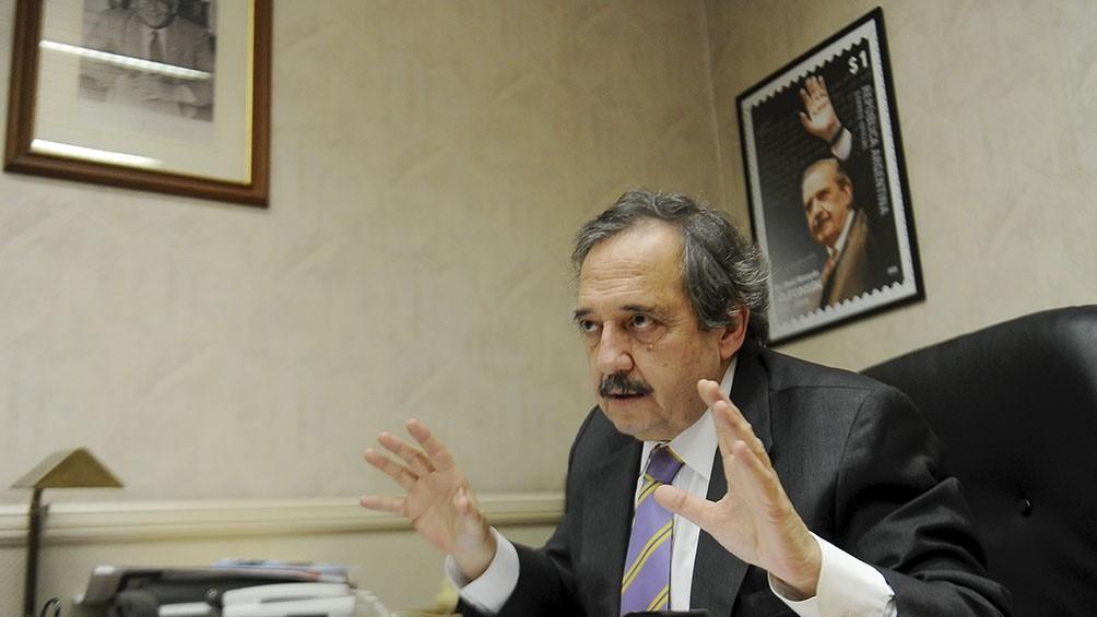 Alfonsín, sorprendido por el texto de Macri: