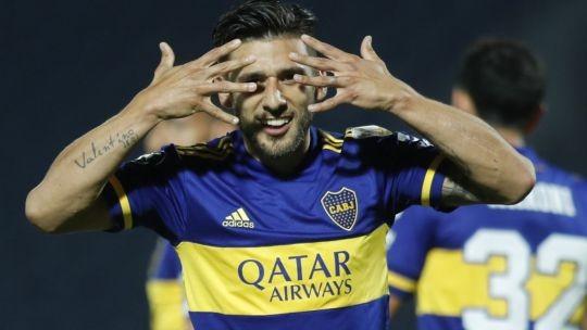 Boca ganó en el reinicio de la Copa Libertadores