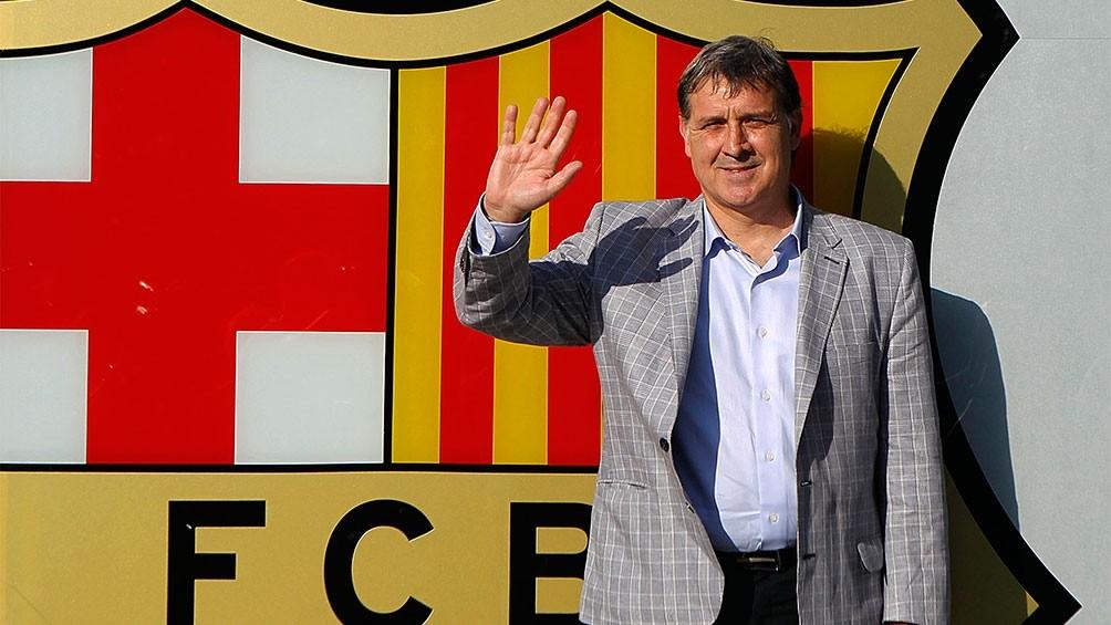 La anécdota del Tata Martino sobre el poder de Messi en el Barcelona