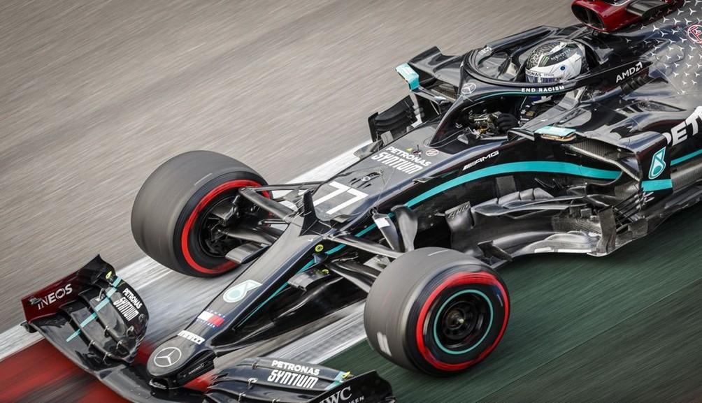 Bottas ganó en Rusia y posterga el récord de Hamilton