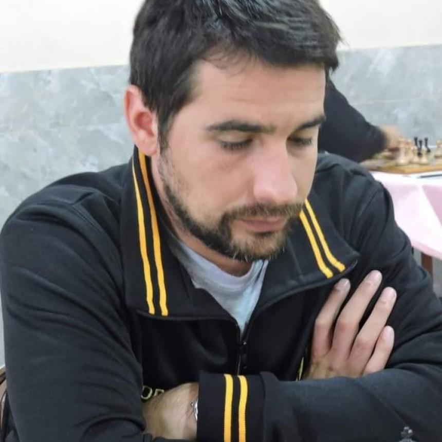 Ferruccio Zanovello campeón del certamen de Ajedrez Virtual