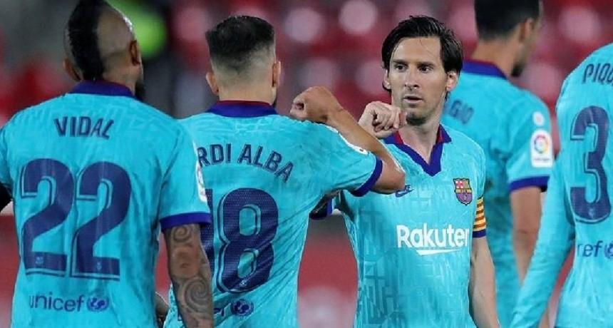 Messi ya ha grabado el comunicado diciendo que se queda, según Sphera Sports