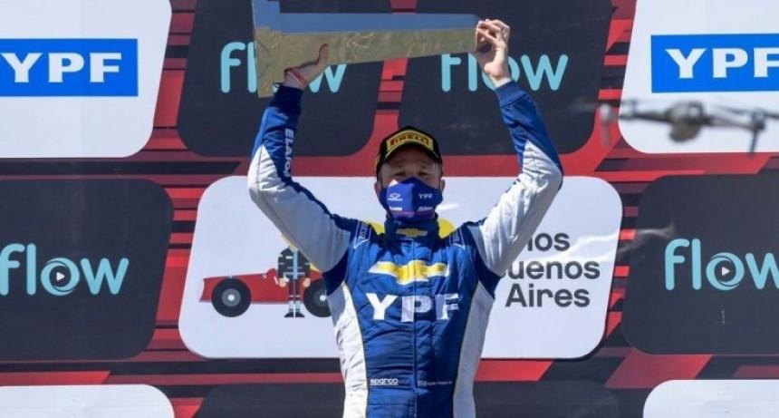 Agustín Canapino se consagró ganador en el Súper TC2000