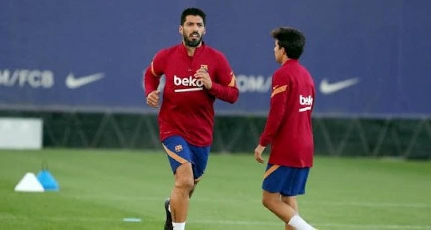 Luis Suarez se acerca al Atletico de Madrid