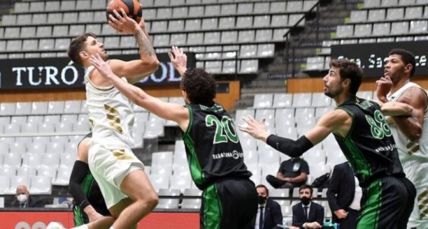 Con un gran Laprovittola, el Real Madrid volvió a ganar en la ACB