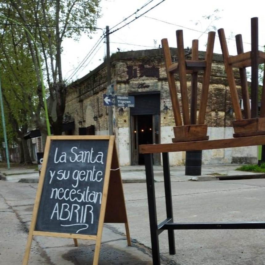 Bares y Pub de Saladillo necesitan trabajar