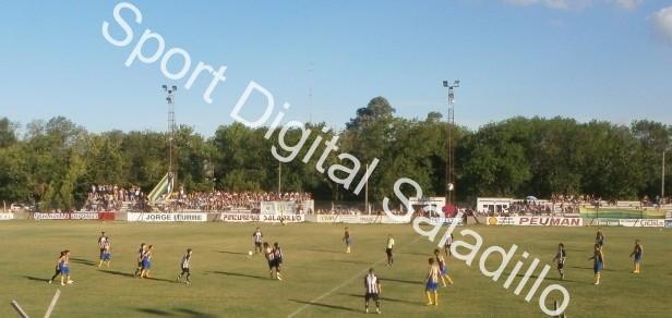 Saladillo: Confirman hasta 100 espectadores en Primera División