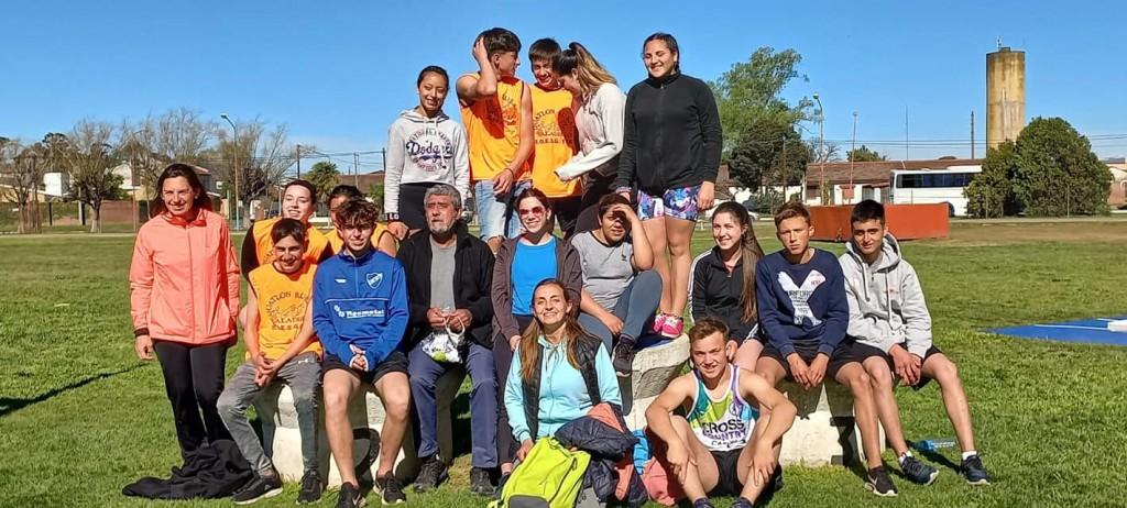 Torneos Bonaerenses: Saladillenses compitieron en Azul