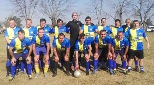 Fútbol: Se jugó la Cuarta Fecha del Torneo de Veteranos