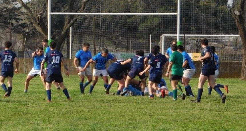 Rugby: El Rino recibió a Racing  por el Torneo de la Uroba