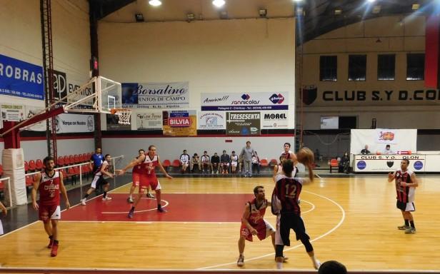 Ciudad de Saladillo se quedó con el primer juego ante Colon de Chivilcoy