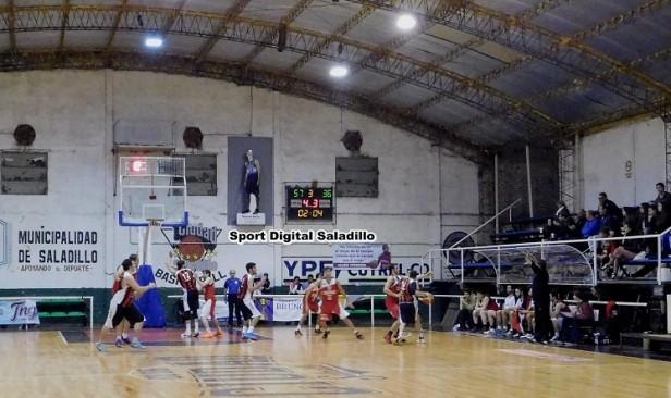 Ciudad de Saladillo es finalista del Torneo de Primera al dejar afuera a Colon de Chivilcoy