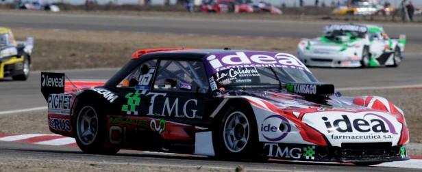 Fontana volvió a la victoria en Rio Gallegos donde se impuso en el TC