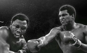 """A 40 años del """"Thrilla in Manila"""": Ali vs Frazier, el combate de la historia"""