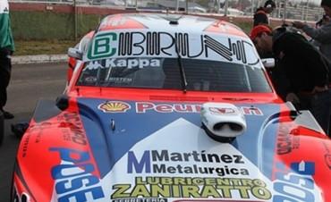 Juan Martín Bruno corre en Río Gallegos