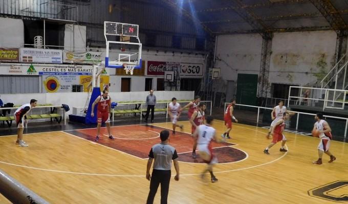 Ciudad aplastó a Quilmes de Mercedes en la ultima de la fase regular