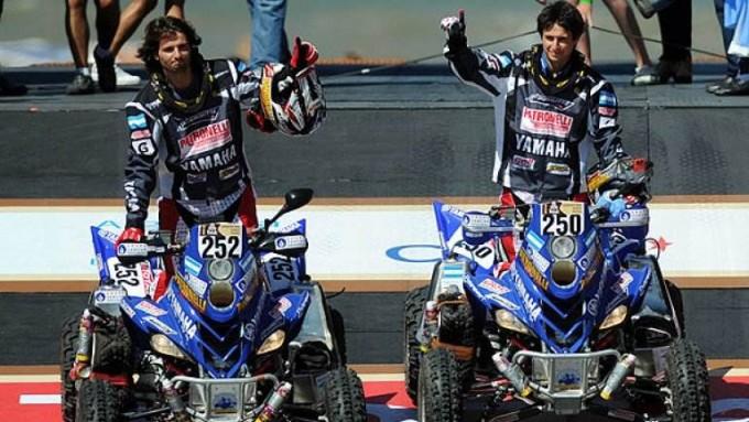 No habra Dakar 2017 para los hermanos Patronelli